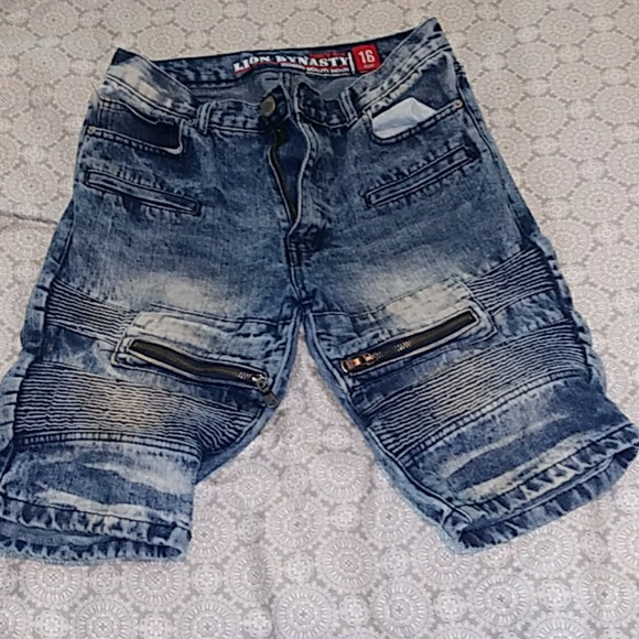 Lion Dynasty Other - Boys shorts